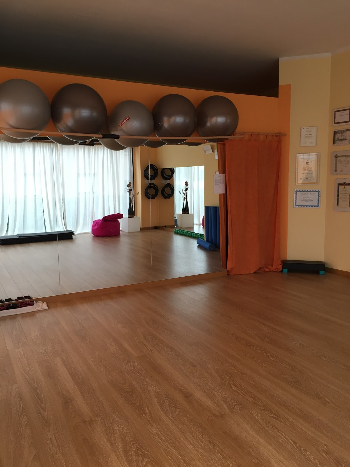 M Pilates Studio L'Aquila - photo