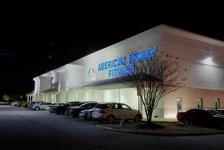 American Family Fitness Center - photo