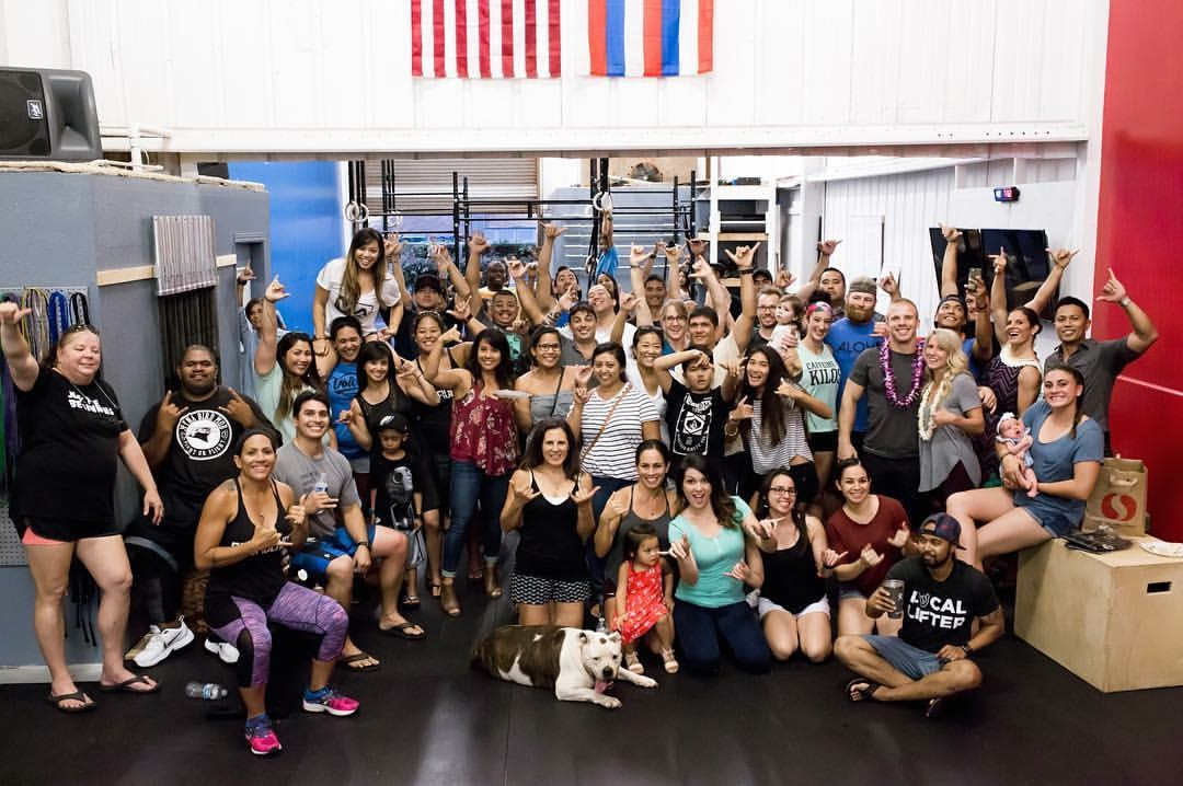 All Kine CrossFit - photo
