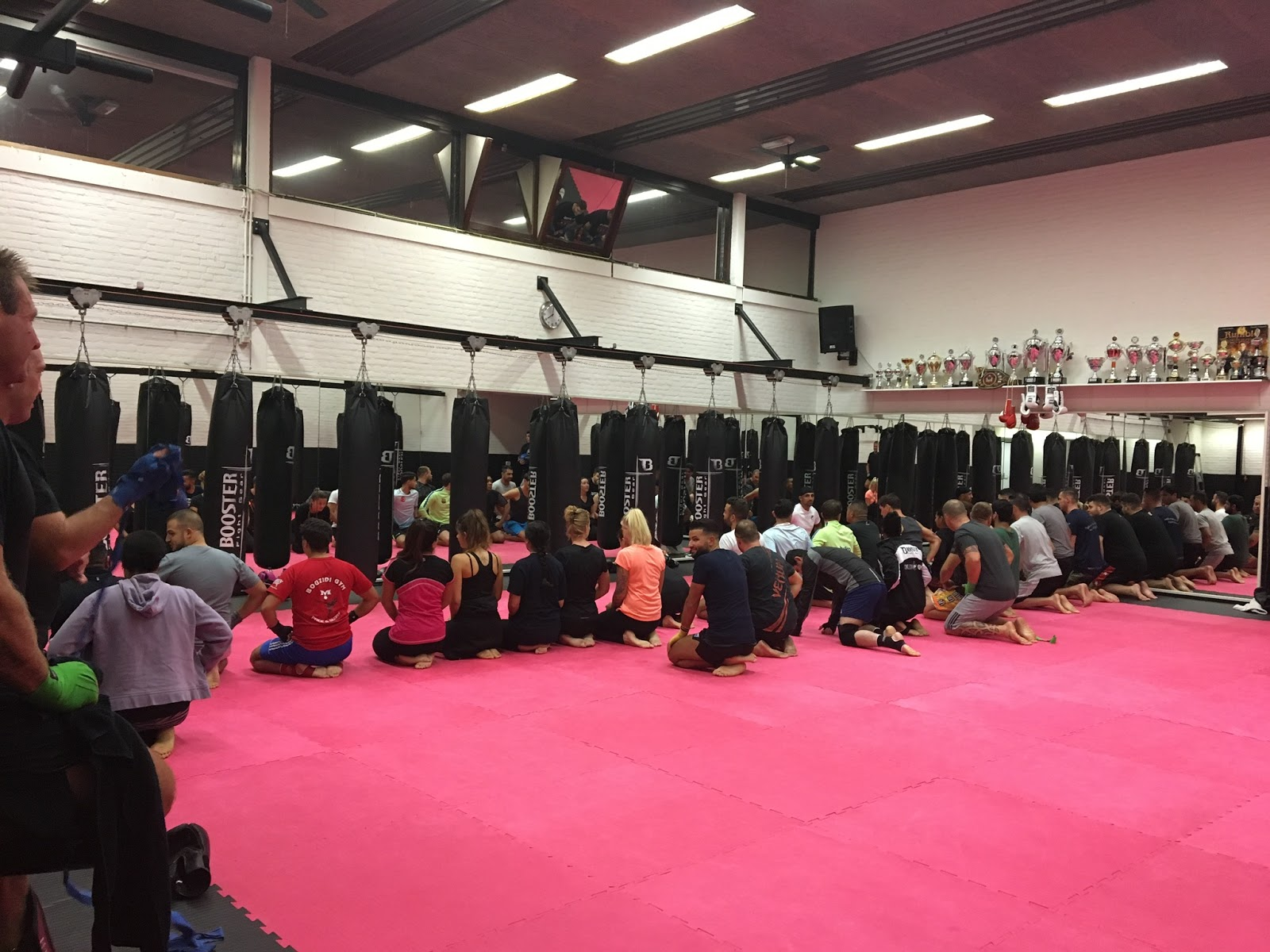 Bouzidi Gym - photo