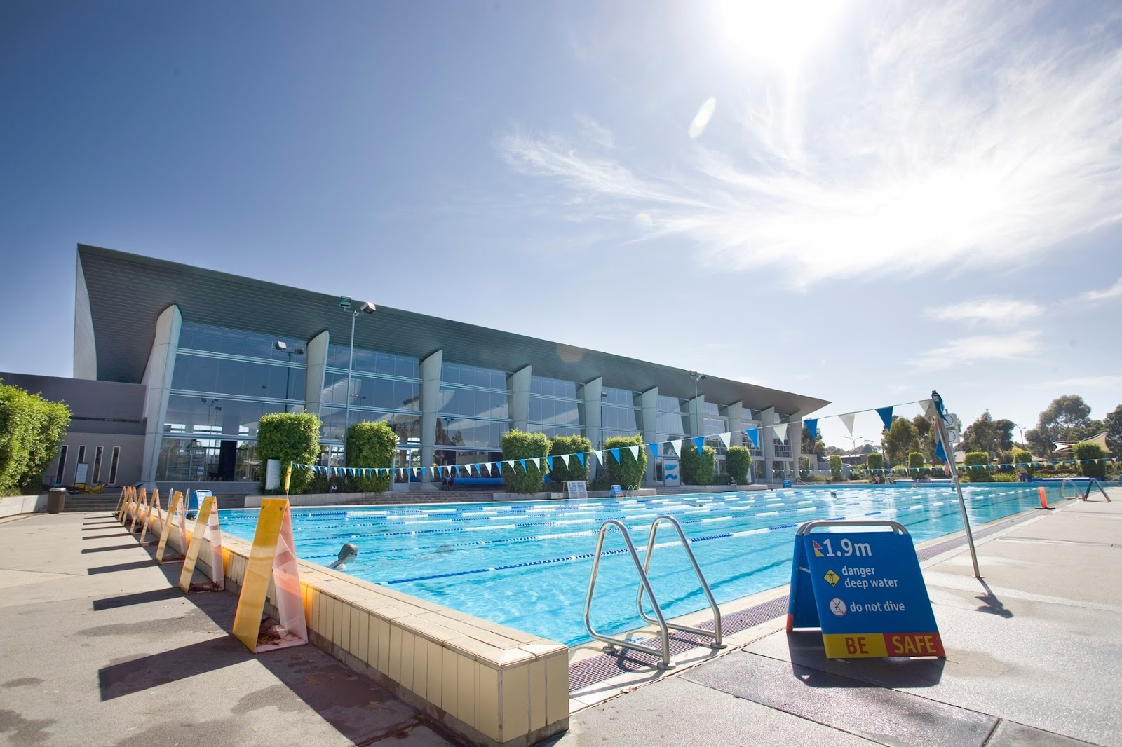 Monash Aquatic & Recreation Centre - photo