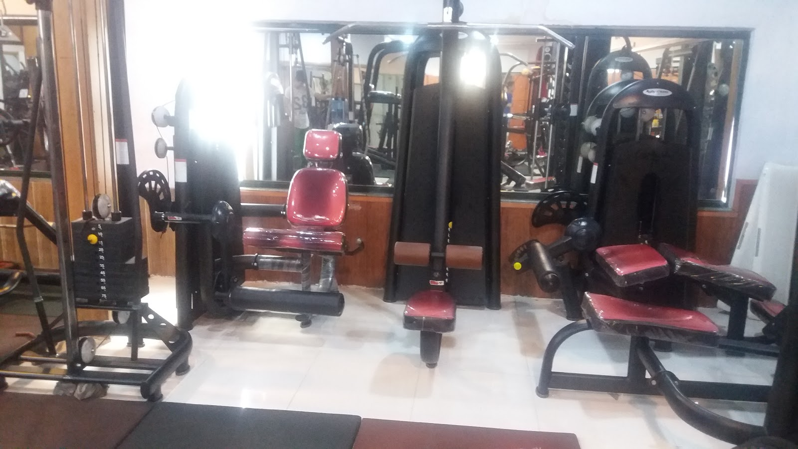 Mashaal Gym - photo
