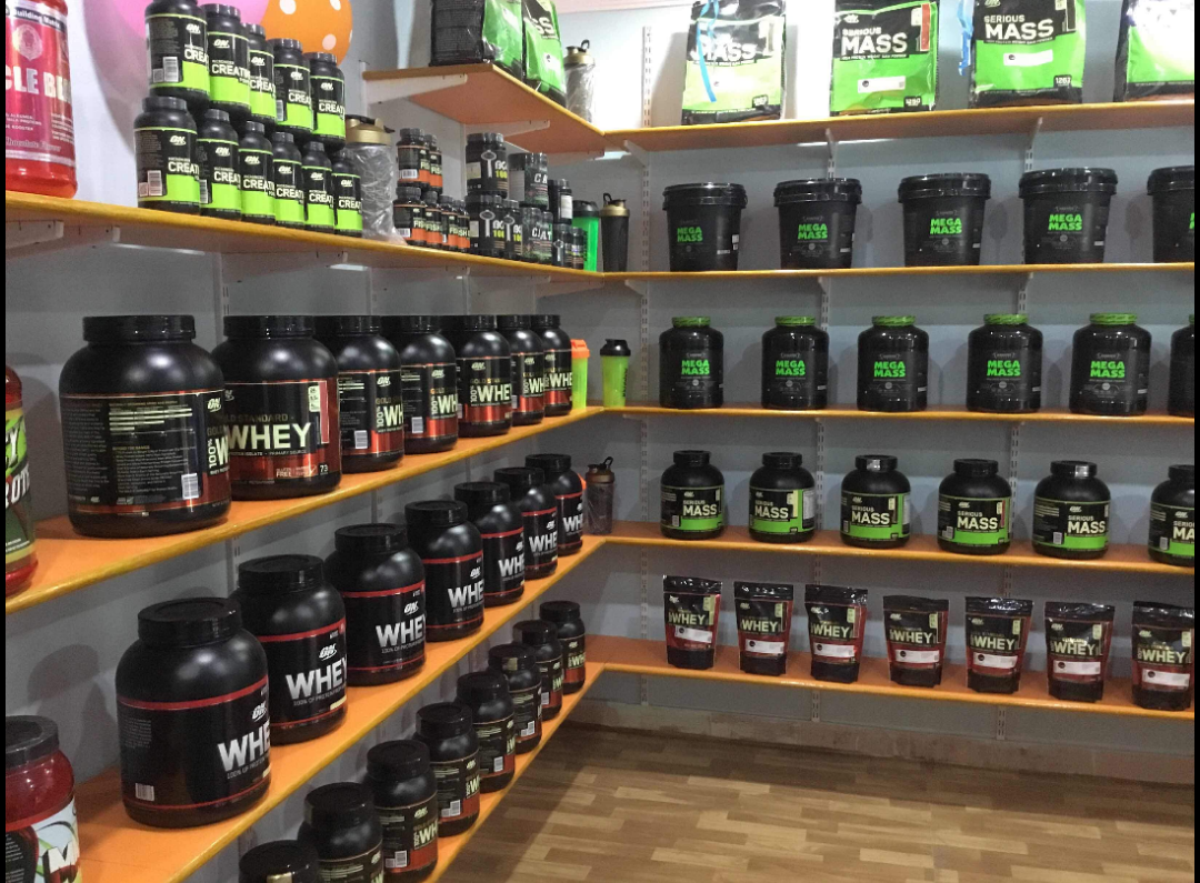 Brand Nutrition And Supplement - photo