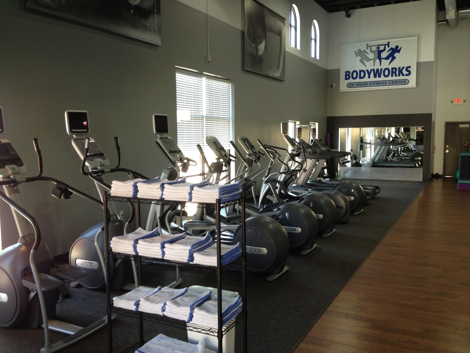 Bodyworks Fitness Center - photo