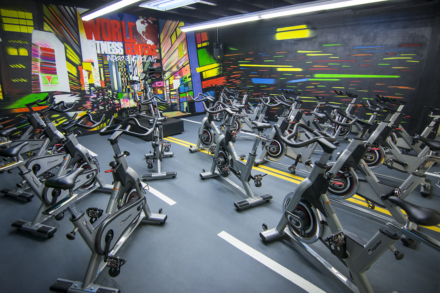 World Fitness Centers - photo