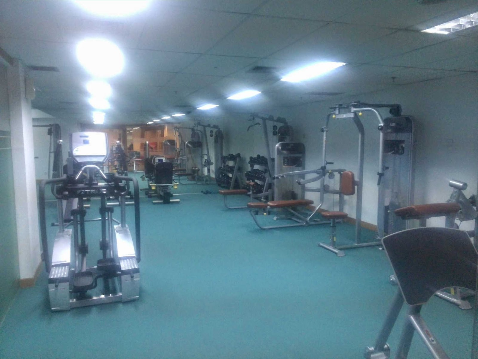 Club Arena Family Spa & Fitness - photo