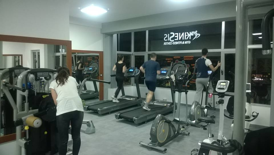 kinesis gym and fitness center - photo
