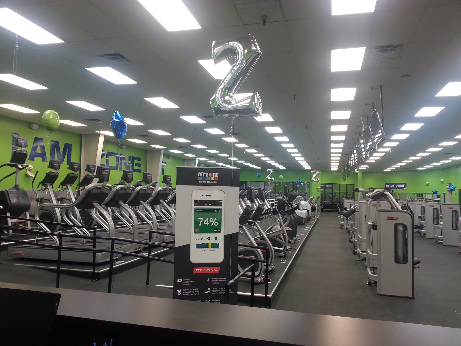 Zone Fitness Clubs Carrollwood - photo