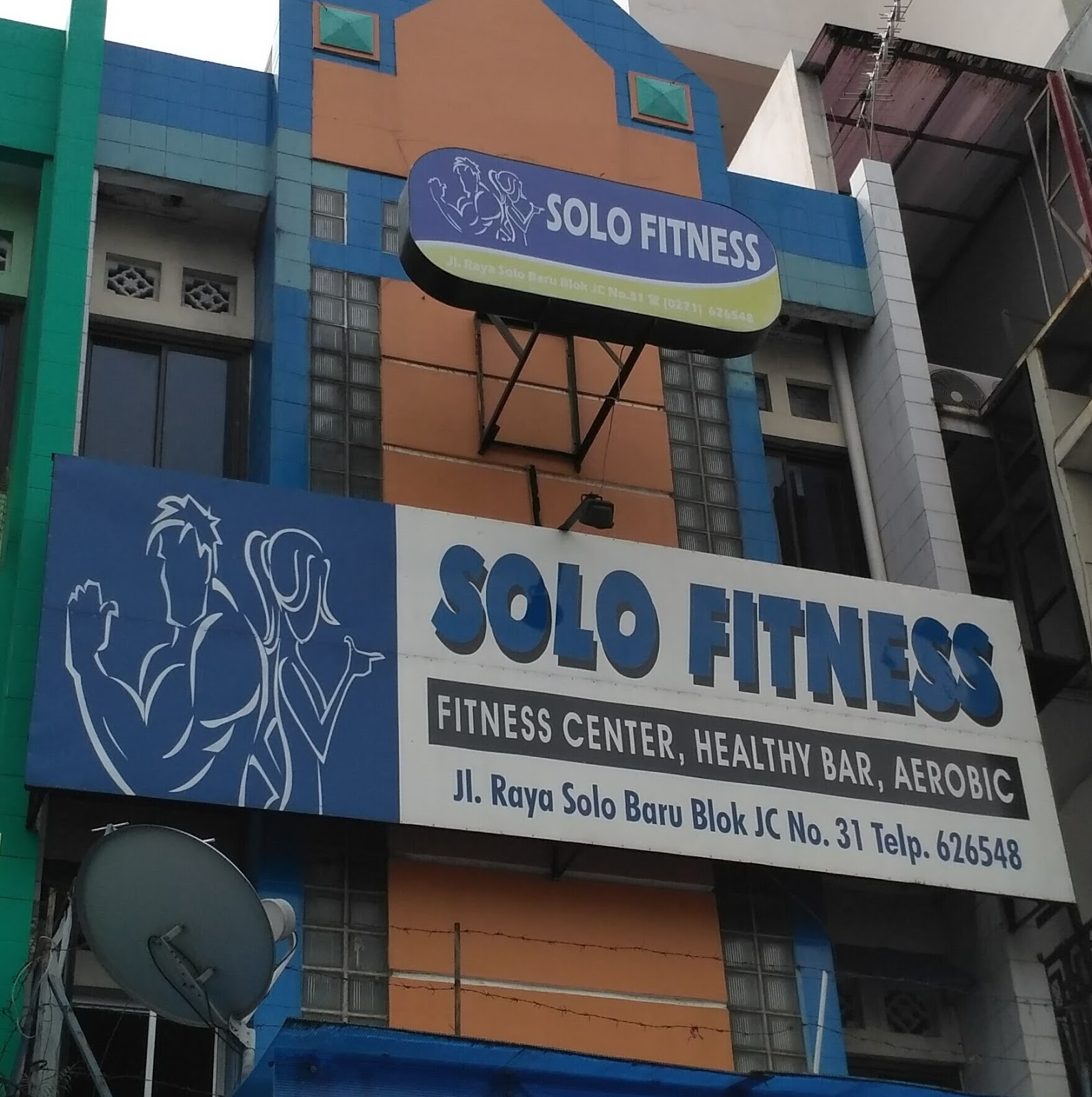 Solo Fitness - photo