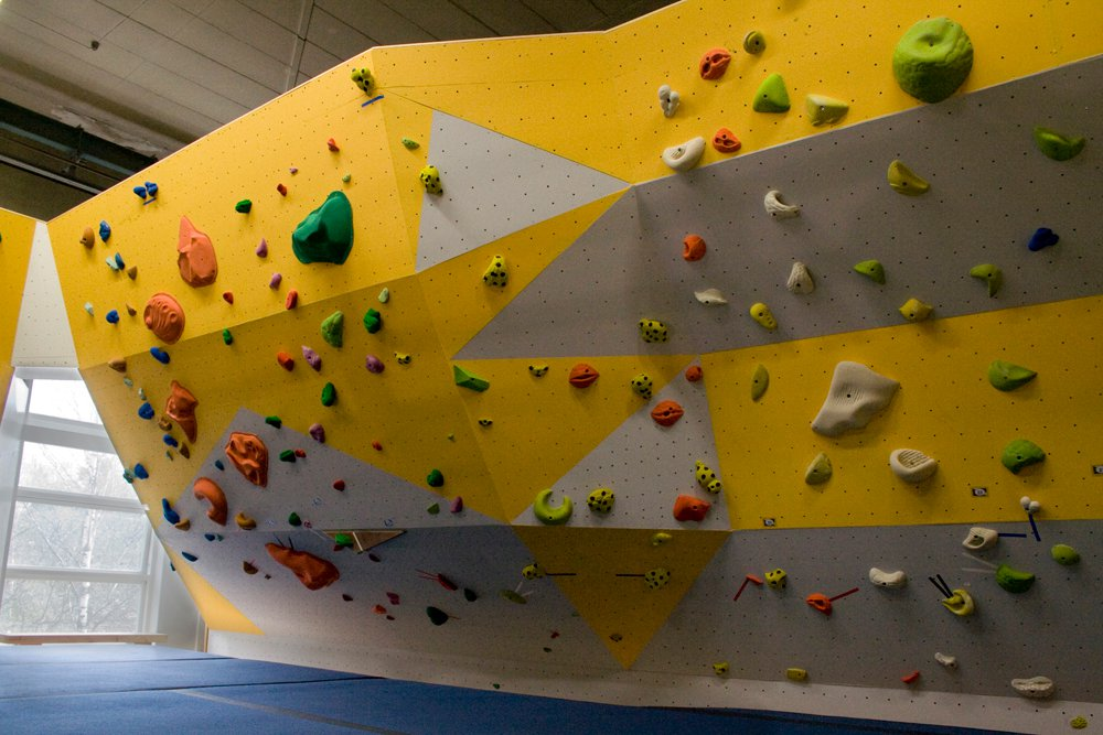 Karbin Indoor Climbing - photo