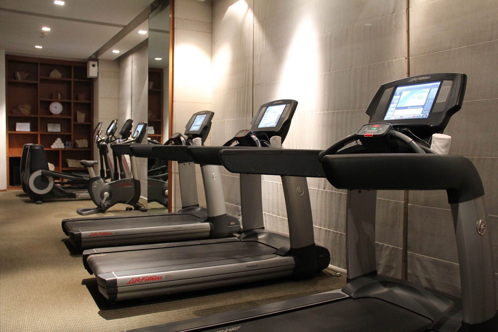Hyatt Fitness Center - photo