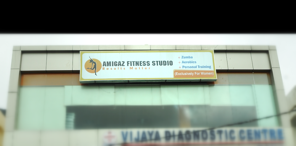 Amigaz Fitness | Fitness Studio - photo