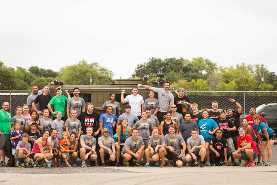New Braunfels Crossfit - Sporthalle - photo
