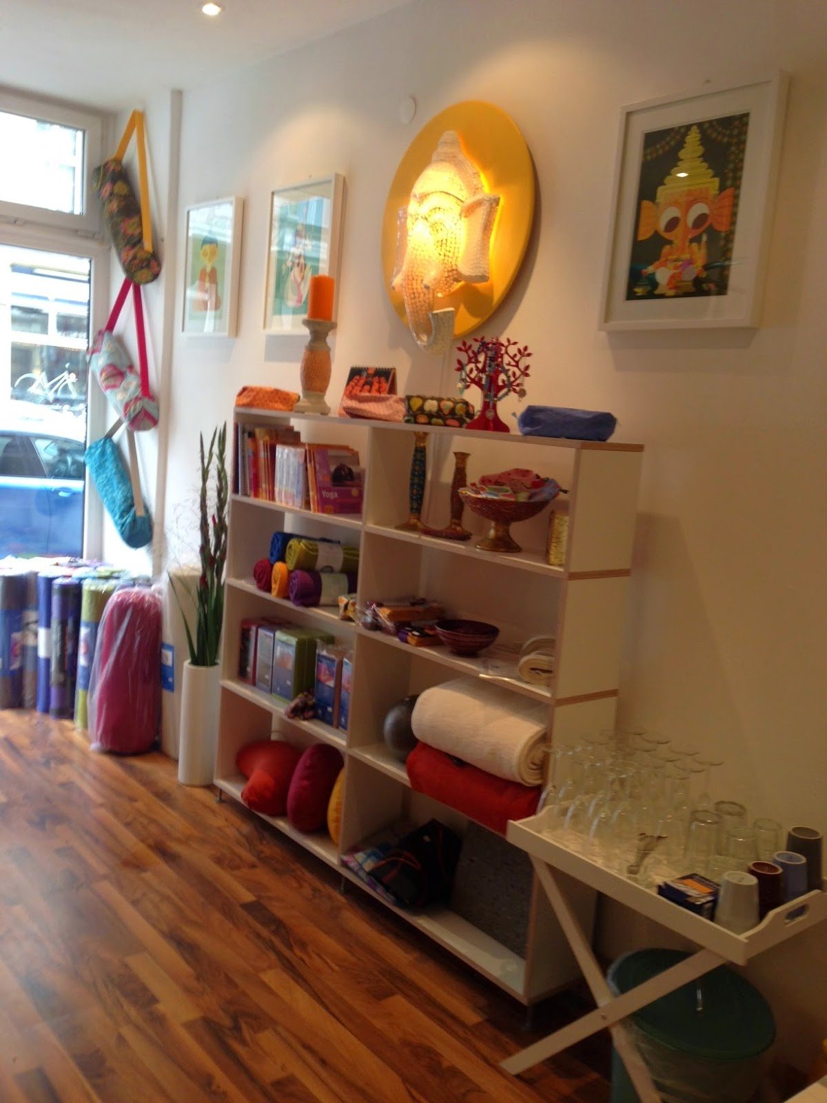 little yoga store - photo