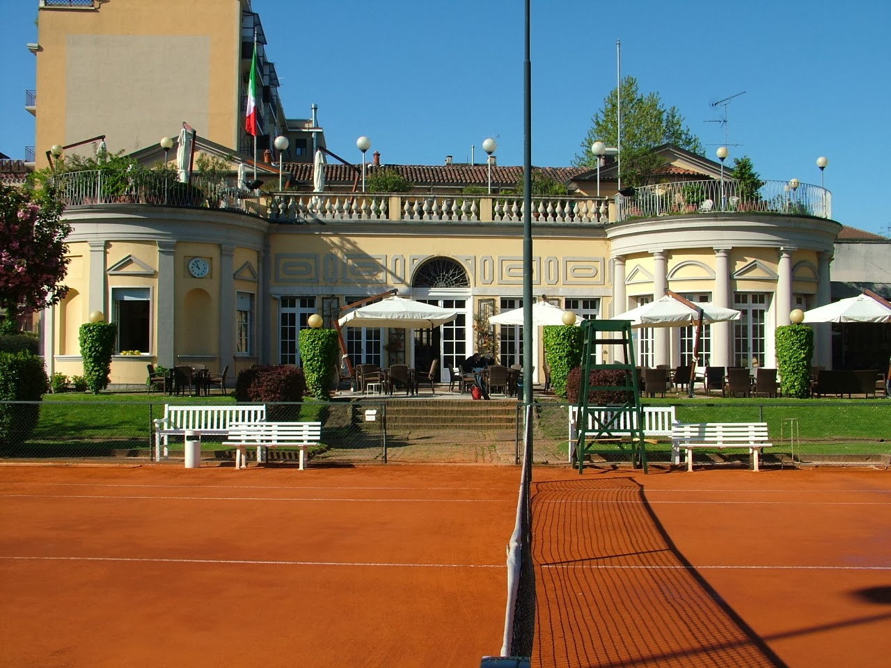 Tennis Club Milano Alberto Bonacossa - photo