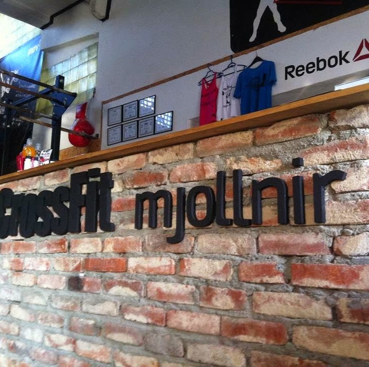 CrossFit Mjollnir - photo