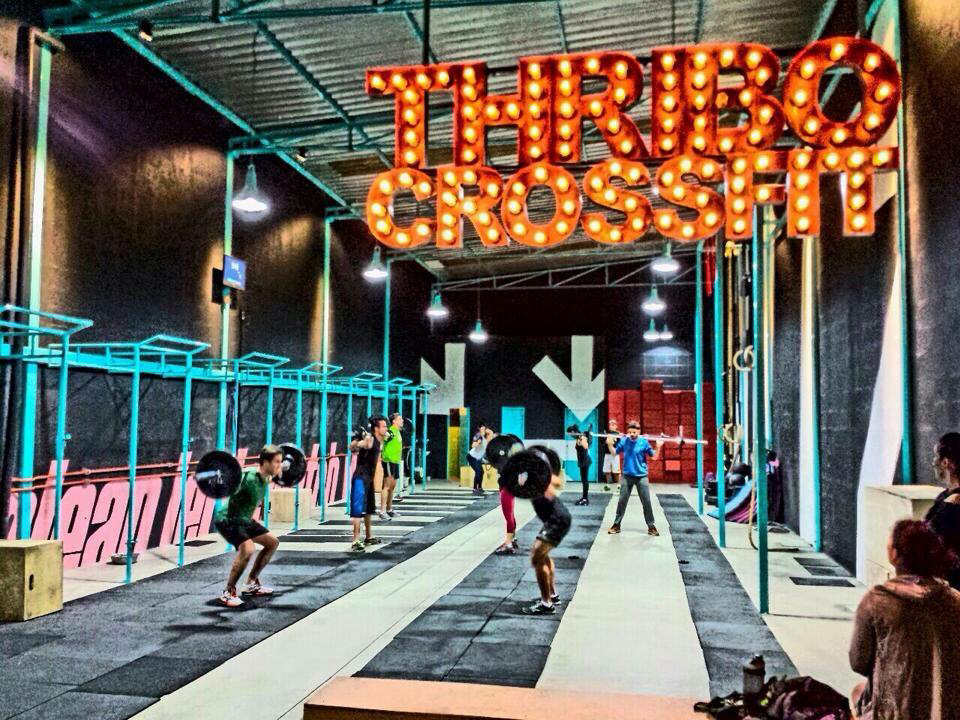 Thribo Crossfit - photo