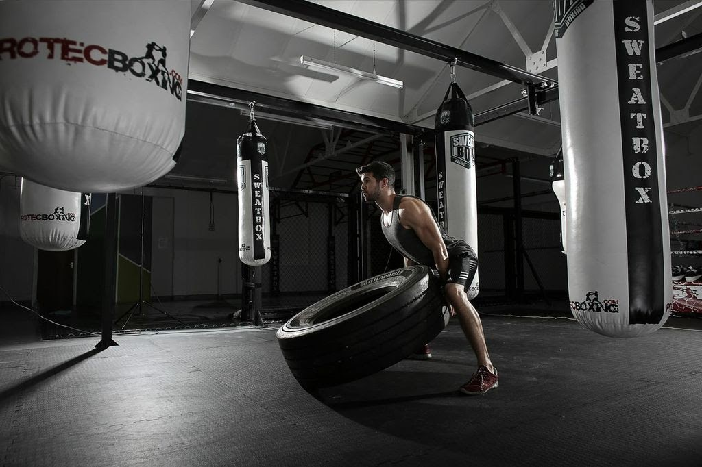 Sweat Box Gym - photo