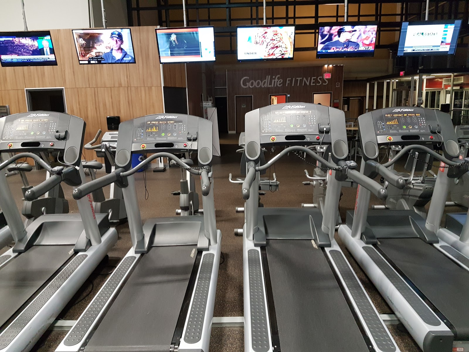 GoodLife Fitness Centres - photo
