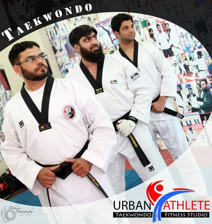 Urban athlete taekwondo & Fitness Studio - photo