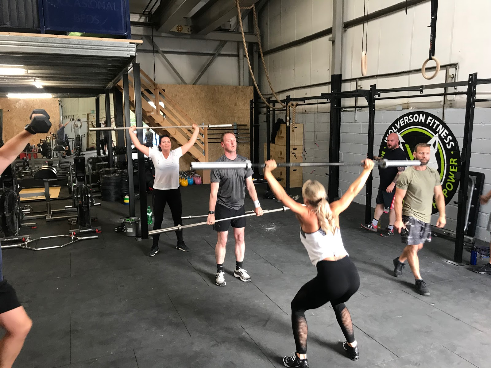 CrossFit Wolfslair - photo