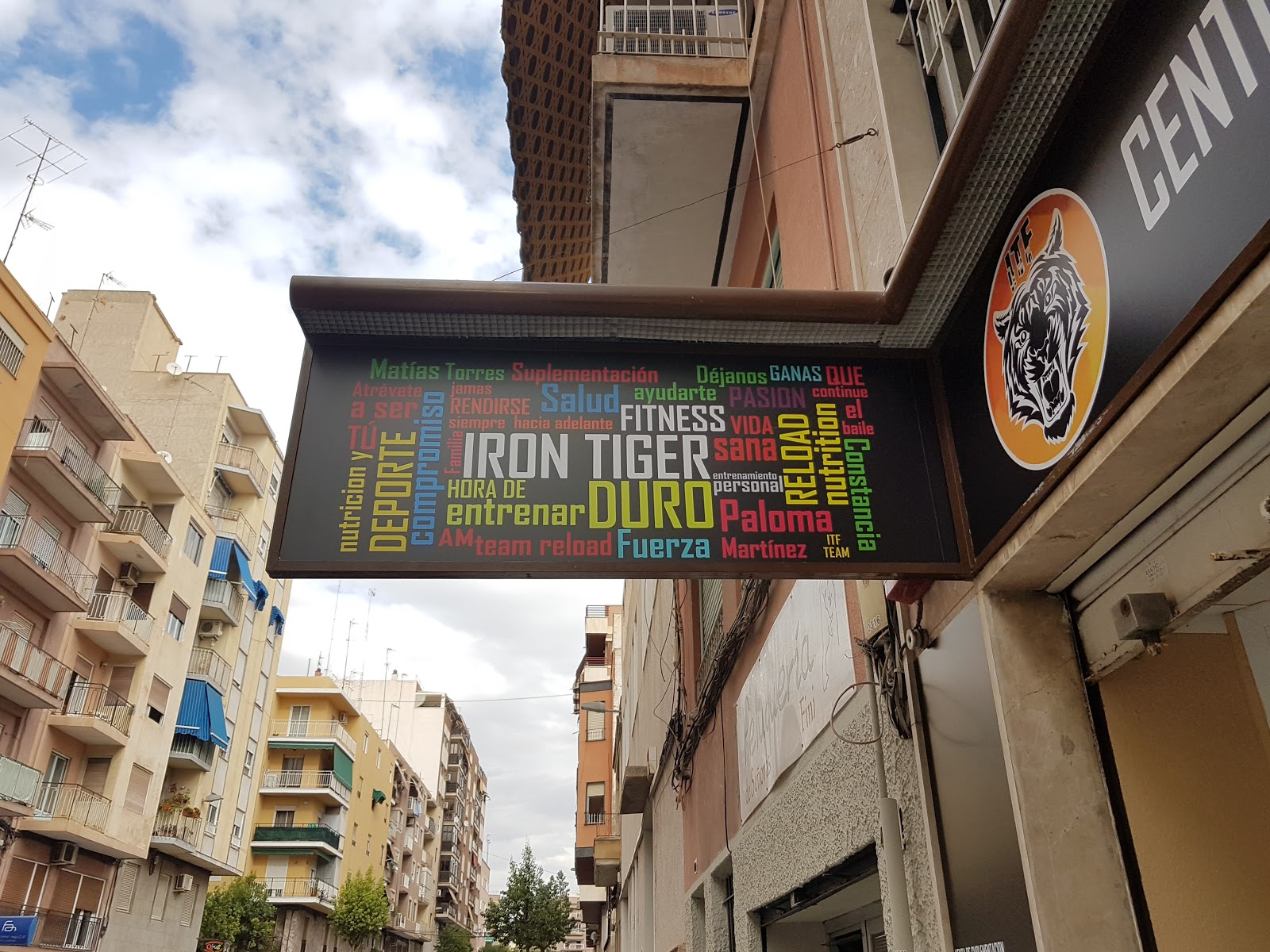 Iron Tiger fitness - photo