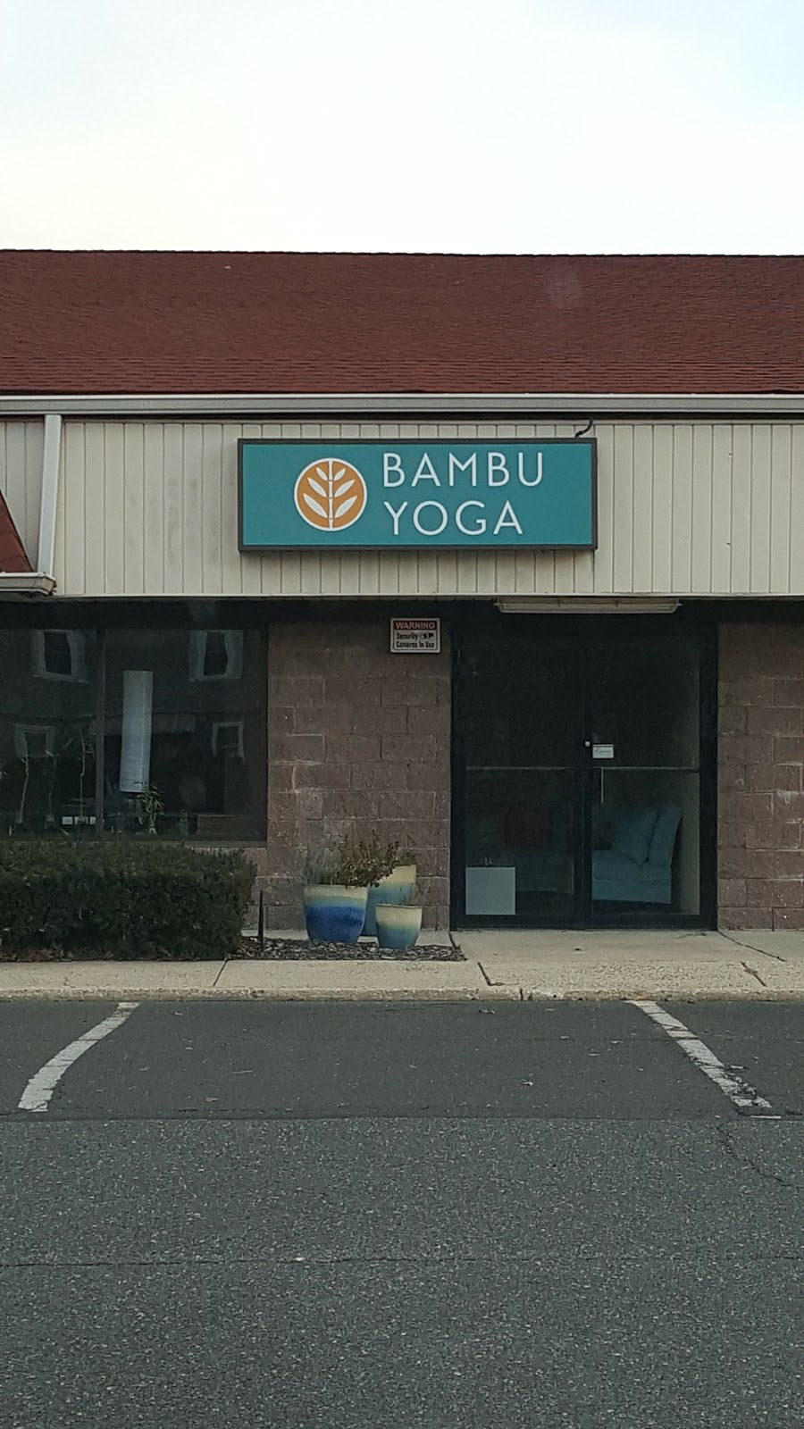 BAMBU Yoga - photo