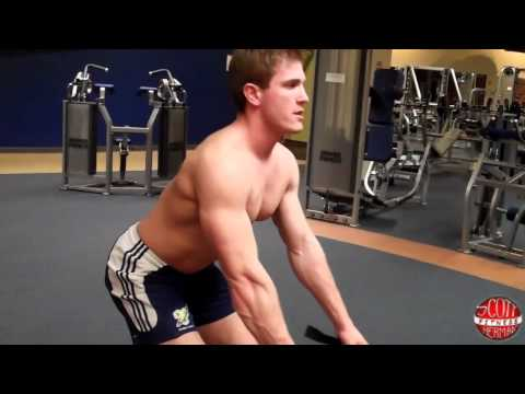 Strap Bent-Over Row