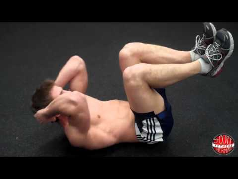 Elbow To Knee Crunch