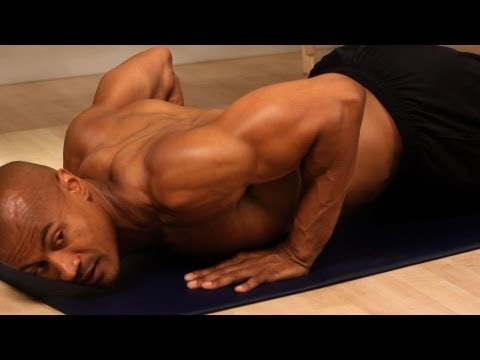 Narrow Grip Push-Up