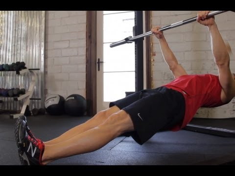 Master Inverted Rows