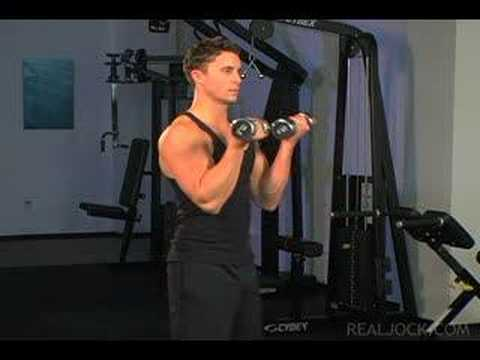 Dumbbell 21 Curls