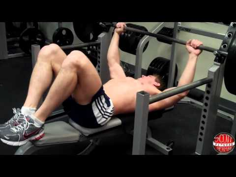 Isolation Leg-Lift Hip-Thrust with a Twist