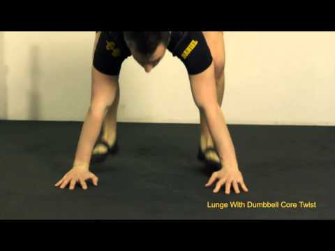 Burpee with Push Up