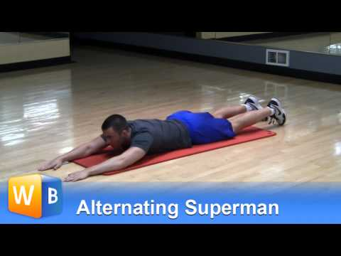 Alternating Superman